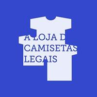 A loja das camisetas legais