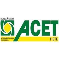Associação Comercial e Empresarial de Tietê ACET