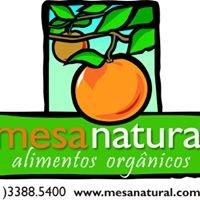 Mesa Natural Alimentos Orgânicos Certificados