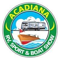 Acadiana RV, Sport & Boat Show