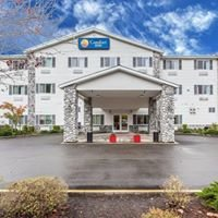 Comfort Inn Conference Center Tumwater/Olympia