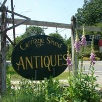 Carriage Shed Antiques Garden