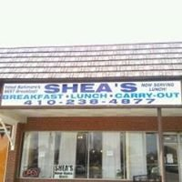 Shea's Restaurant & Carryout