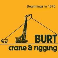 BURT crane & rigging