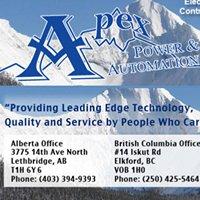 Apex Power & Automation Ltd.