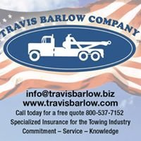Travis Barlow Company: Towing & Recovery Insurance Specialist