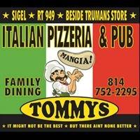 Tommys Italian Pizzeria & Pub
