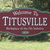 Titusville paranormal