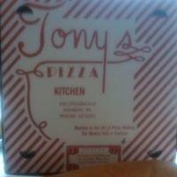 Tony's Pizza and Pub