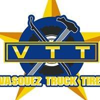 Vasquez Truck Tire