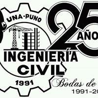 Escuela Profesional de Ingeniería Civil UNA - PUNO
