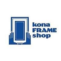 Kona Frame Shop