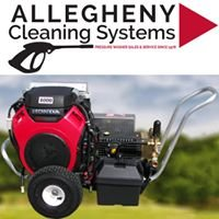 Allegheny Cleaning Systems Pressure Washers