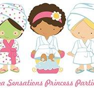 Spa Sensations-Princess Parties