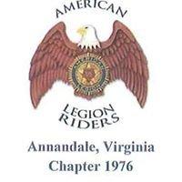 American Legion Riders Post 1976 Annandale, Va.
