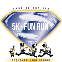 Sequoyah Band on the Run 5K