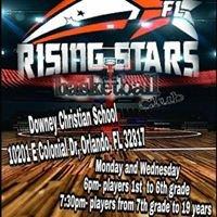 Basketball Rising Stars, Inc