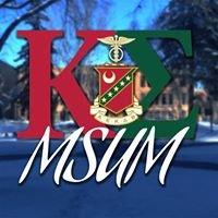 Kappa Sigma MSUM