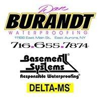 Dan Burandt Waterproofing