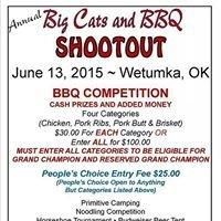 North Canadian Big Cats and BBQ Shootout