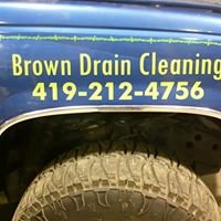 Brown Drain Cleaning
