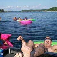 Hand Cove Resort & RV Park on Norfork Lake Arkansas