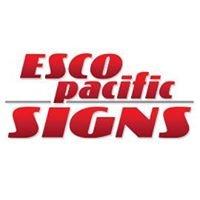 Esco Pacific Signs