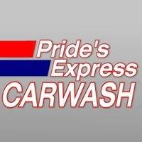 Pride's Express Car Wash
