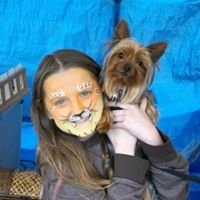 Face Painting by Sea Shel