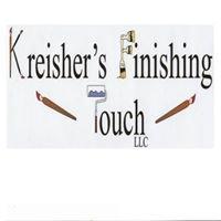 Kreisher's Finishing Touch llc