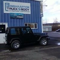 Binghamton Truck Body and Equipment Company