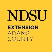 NDSU Extension Service-Adams County