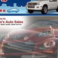 Luque's auto sales