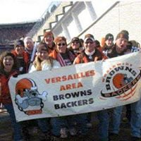 Versailles Area Browns Backers