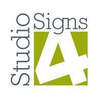 Studio 4 Signs