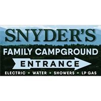 Snyders Family Campground