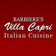 Barbiere's Villa Capri Italian Restaurant