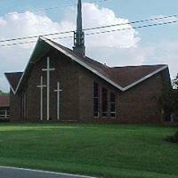 Trinity United Methodist Church, King NC