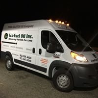 Eco-Fuel Oil, Inc.