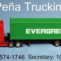 L.L. Pena Trucking Inc.