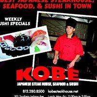 Kobe Japanese Steak House  Louisville/Jeffersonville