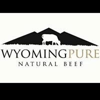 Wyoming Pure Natural Beef