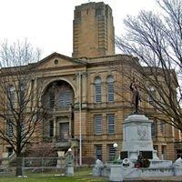 Seneca County Courthouse Book