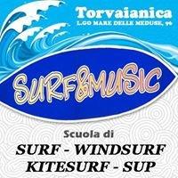 Surf & Music Torvaianica, Scuola Surf, Windsurf, Kitesurf e Sup.