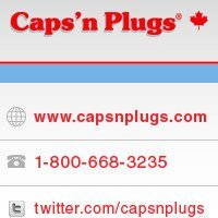 Caps'n Plugs