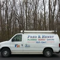 Fred R.  Henry plumbing,heating,cooling