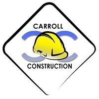 Carroll Construction, LLC
