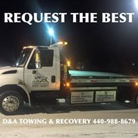 D&A Towing and Recovery