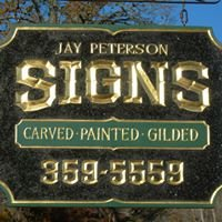 Jay Peterson Signs