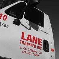 Lane Transfer, Inc.